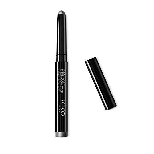 KIKO Milano Long Lasting Stick Eyeshadow, 18 Slate Grey, 1,6 g
