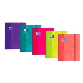 Oxford 3628729031 - Carpeta a4 gomas soft touch (varios colores)