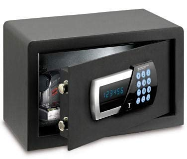 Technomax Cassaforte a Mobile Hotel Digitale Display + Pass