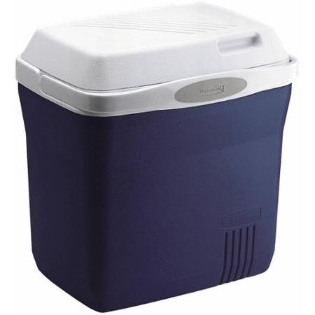 Rubbermaid 20 qt Ice Chest, Blue Keep Food And Drinks Cold For Longer Periods
