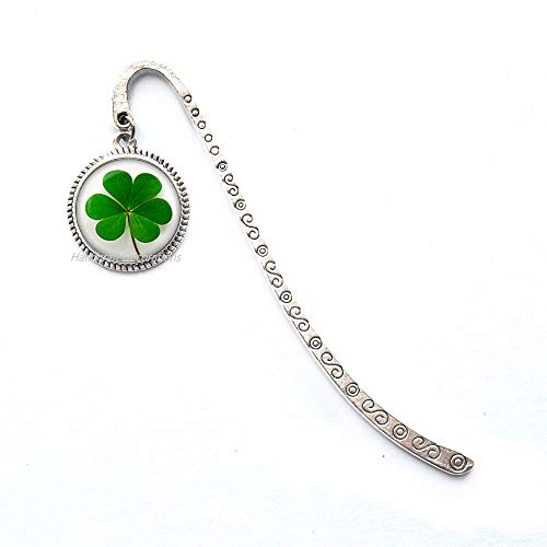 15 x Tibetan Silver Four Leaf Clover Lucky Good Luck 3D 15mm Charms Pendants