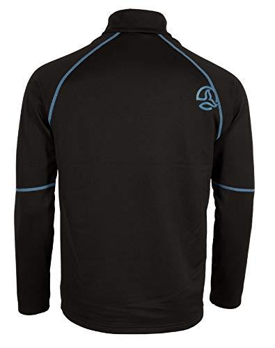 Ternua T-Shirt Ghent Top M pour Homme XL Noir