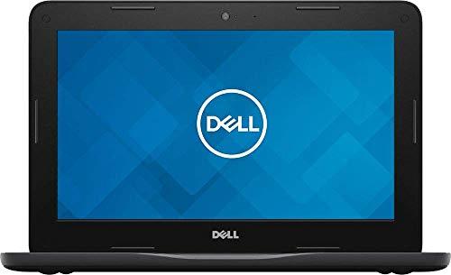 Dell Inspiron C3181-C871BLK-PUS Laptop ( Chrome OS, Intel N3060, 11.6' LCD Screen, Storage: 16 GB, RAM: 4 GB) Black