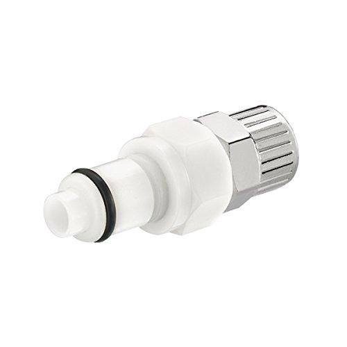 LinkTech 40AC Series In-Line Plug, Valved, 1/4