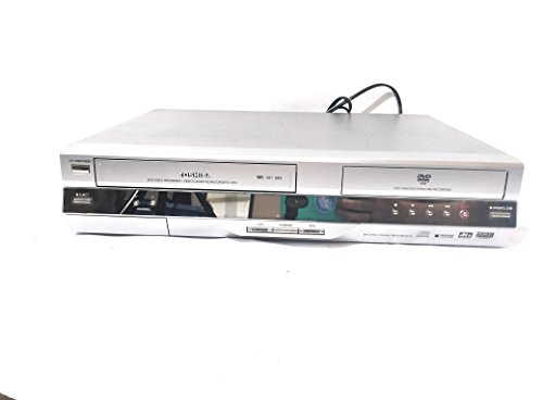 Review Toshiba VCR/ DVD combo Player Model #D-VR4SU