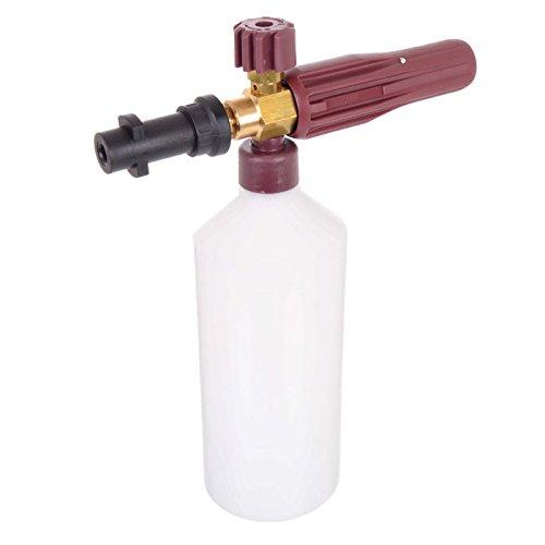 CLARET Schaumlanze Hochdruck Schaumkanone Düse für Hochdruckreiniger Karcher K
