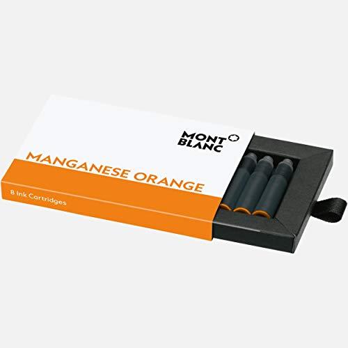 INK CART MANGANESE ORANGE 1PACK=8CART PF marca Montblanc