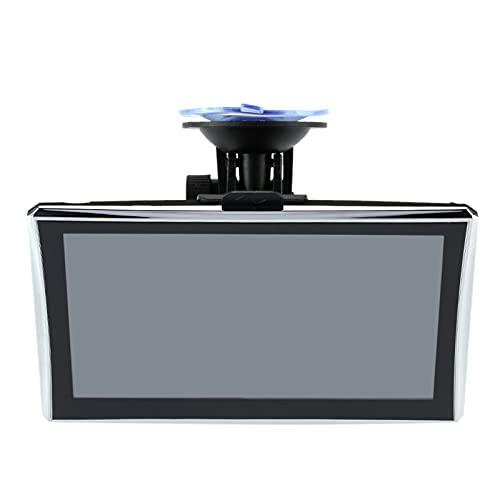 Dounan Mapa Del Coche,Navegador GPS portátil con pantalla táctil HD de 7 '' 128 MB de RAM 4 GB ROM FM Reproductor de video MP3 Sistema de entretenimiento