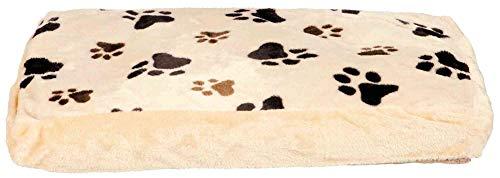 Trixie 37593 Kissen Gino, 80 × 55 cm, beige/hellbraun