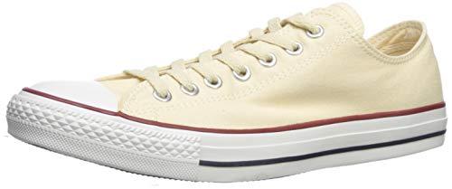 Converse CONVERSE Unisex-Erwachsene Chuck Taylor All Star Seasonal Ox, Low top Sneakers, Beige (Natural White), 46 EU
