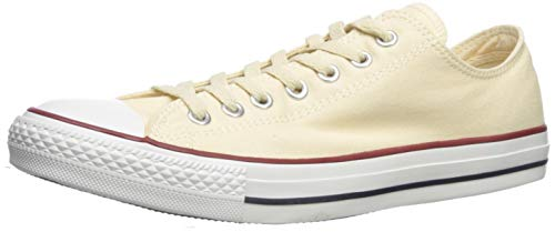 CONVERSE Chuck Taylor All Star Seasonal Ox, Unisex-Erwachsene Sneakers, Beige (Natural White / Unblecach White), 36.5 EU