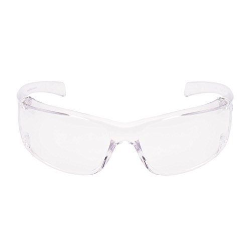 3M Virtua AP Safety Glasses, Anti-Scratch, Clear Lens, 71512-00000