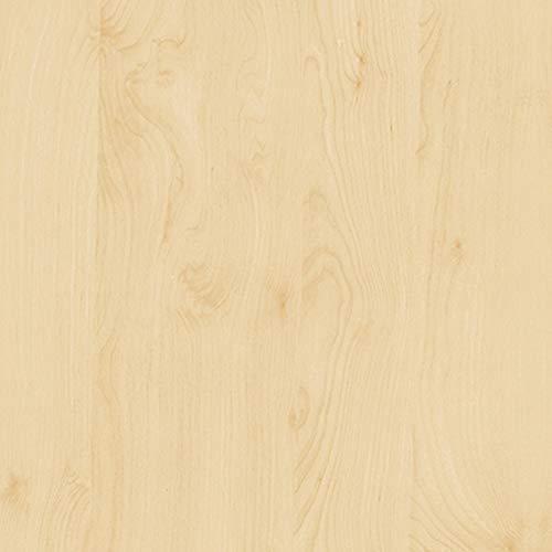 7,08€/m² Tür-folie d-c-fix Holzfolie Birke 210cm x 90cm Ideale Türfolie selbstklebende Klebefolie Folie Holz Dekor Möbelfolie