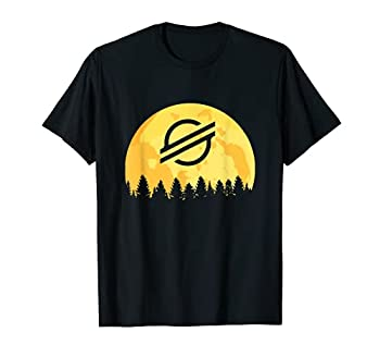 XLM   Stellar Lumens T-Shirt