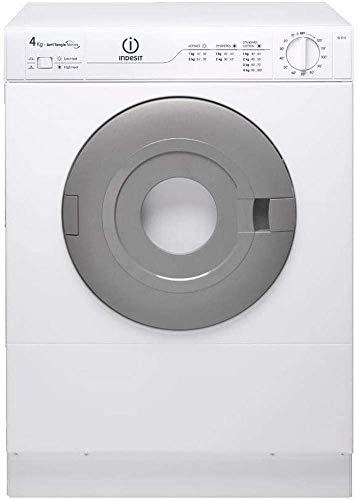 Indesit IS 41 V (EX) - Secadora (Independiente, Frente, Color blanco, 4 kg, 94 min, 66 Db)