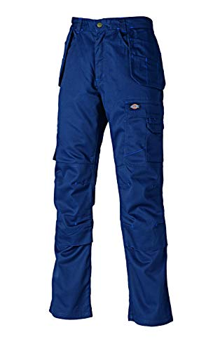Dickies Redhawk Pro Bundhose, Bleu (Bleu marine) - 46S ( Größe Hersteller : 36S )