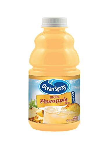 Ocean Spray 100% Pineapple Juice, 32 Ounce