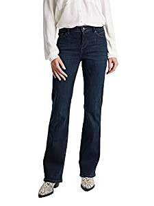 ESPRIT Damen 999Ee1B812 Jeans, Blau (Blue Dark WASH 901), 29W / 34L