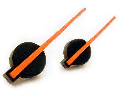 Drive Zero Fluoreszierender Zeigerlack: Neon Orange