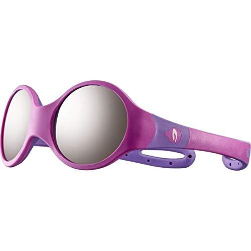 Julbo Mädchen Sonnenbrille Loop M, Rosa/Lila, 1-3 Jahre
