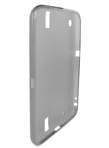 U-Bop Uni Twist Colour Pop beschermhoes voor Tesco HUDL tablet, mat, transparant