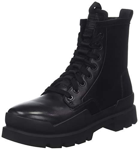 G-STAR RAW Herren Rackam Boot Klassische Stiefel, Schwarz (Black 990), 45 EU