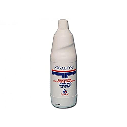 Novalcol - Disinfettante Cutaneo Battericida, Pronto all'Uso,...