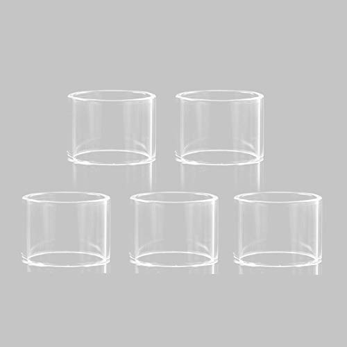 RUIYITECH - Serbatoio di ricambio in vetro trasparente per Wotofo Profile Unity RTA 3,5-m-l / 5-m-l (3,5-m-l)