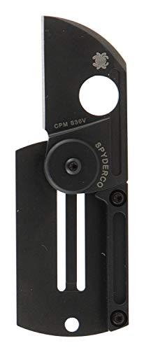 Spyderco - Taschenmesser - Klinnge: 2.86 cm - Klingentyp: Sheepsfoot - Dog Tag Slip-Joint Folder
