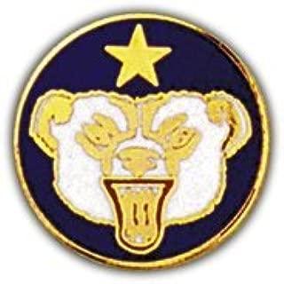 US Army Alaska Defense Command Lapel Pin