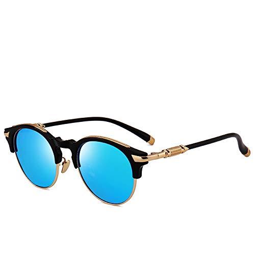 JLC Gafas de Sol Hombre Mujer UV400 Protección Gafas de Sol Polarizadas,D