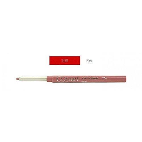 Cosart Lip-Liner Lippenkonturenstift Rot 1 Stück