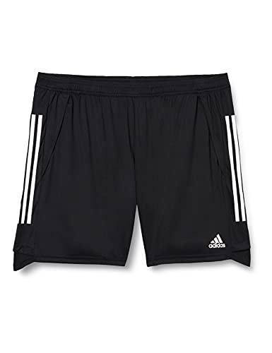 Adidas Condivo 20 Training Shorts, Pantaloncini da Allenamento Uomo, Nero (Black/White), 3XL