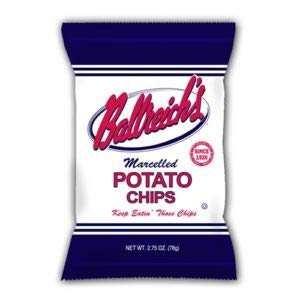 Ballreich Snack Food Company Marcelled Rapid Ranking TOP18 rise Chips Regular Potato 2