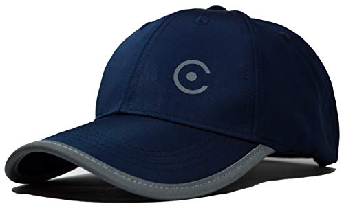 Coreteq Unisex Water Resistant Rapid Dry Lightweight Sports Cap with Adjustable Strap