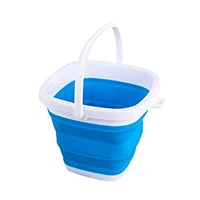 winwintom Home Outdoor Portable Folding Bucket ...