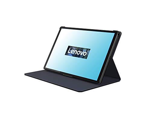 Lenovo [Tasche] 10,3 Zoll Folio Case und Schutzfolie für Tablet M10 FHD Plus, schwarz