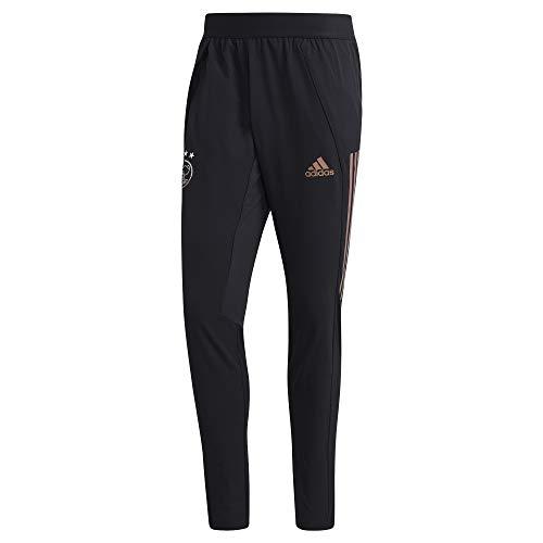 adidas AJAX EU TR PNT Pantalón, Hombre, Black/Nupees, L