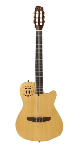 Godin ACS-SA Nylon NT SG Natural Semigloss- Finish
