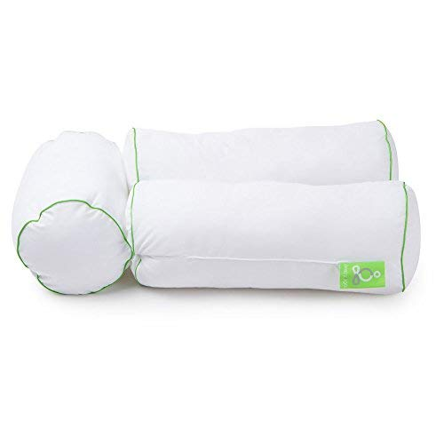 Sleep Yoga Multi-Position Body Pillow Helps Improve Posture, Flexibility, and Sleep Quality,...