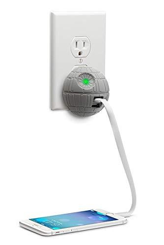 Star Wars Death Star USB Wall Charger