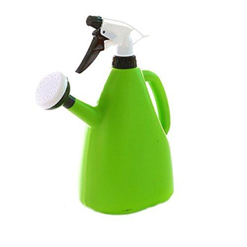 DUOER home Arrosoir de ménage, Bouteille de Jet de Pression, Outils de Jardinage Bleu épais Grand (Color : Green)