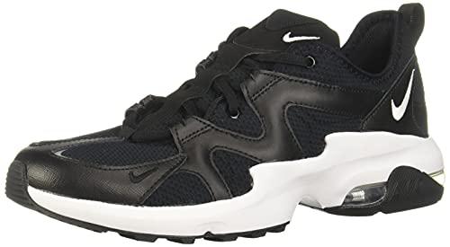 Nike Damen WMNS AIR MAX GRAVITON Laufschuhe, Schwarz (Black/White 001), 40 EU