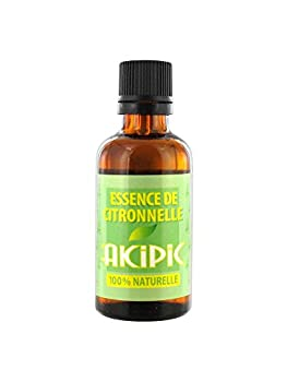 Akileïne Akipic Essence de Citronnelle 50 ml