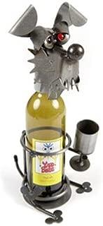 Terrier Drinking Wine Holder Yardbirds Richard Kolb
