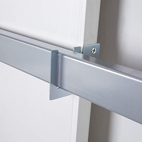PUGED Security Door Bar Door Stoper Door Barricade Security Bar Home Defense Security Devices for...
