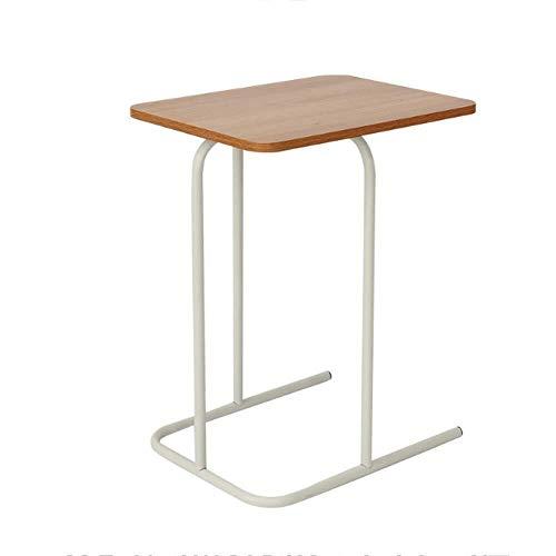 LILIS Mesa Plegable Ordenador Estaciones de Trabajo Lateral, Ordenador portátil, Escritorio, Pequeño, 37 * 48 * 60.5cm (Color : B)