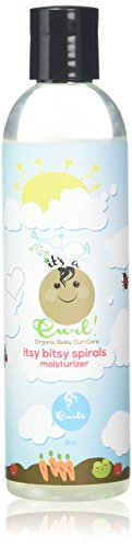 Curls Its a Curl Organic Baby Curl Care Itsy Bitsy Spirals - Baby Curl Moisturizer 8oz