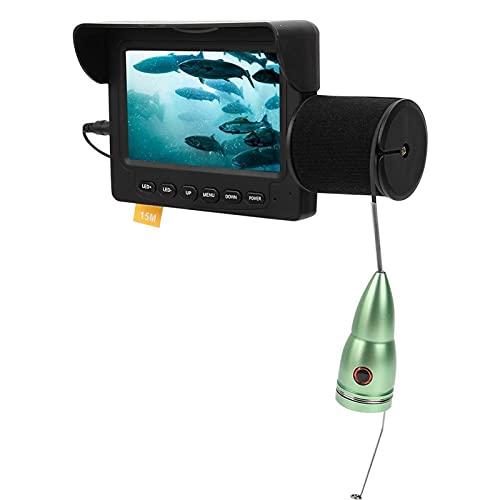 XUANXUAN NewRed Store 4.3' HD Fischfinder Unterwasser Visual 1000 Fernseher Linien Kamera 165 Grad unter Wasser Exploration Schnorcheln Angelwerkzeuge Floats
