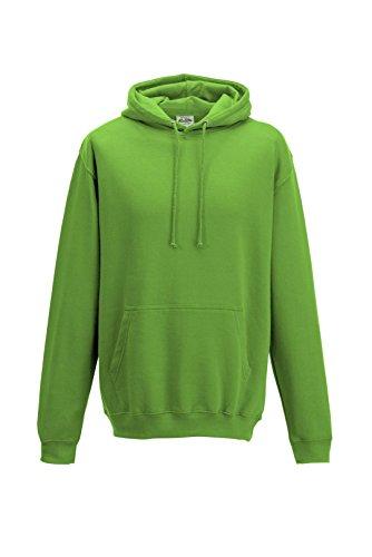 Just Hoods - Sweat-shirt à capuche - Homme - Jaune - Jaune - Large